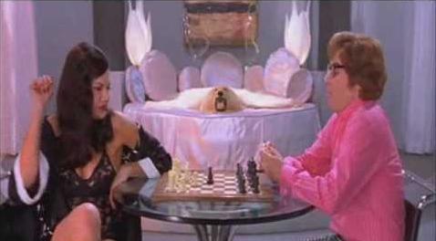 Chess - Austin Powers