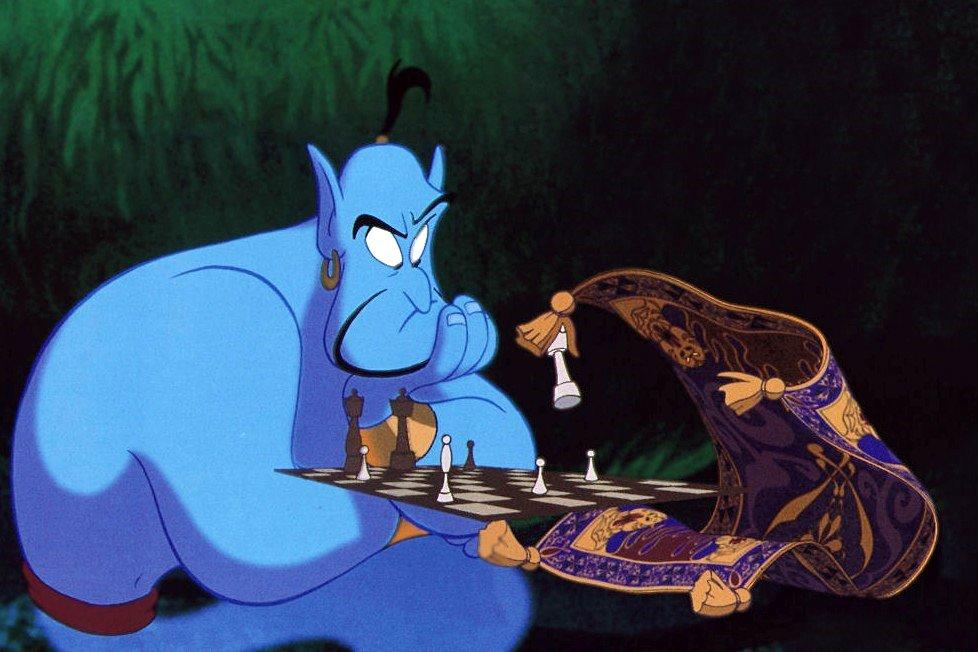 Chess - Aladdin