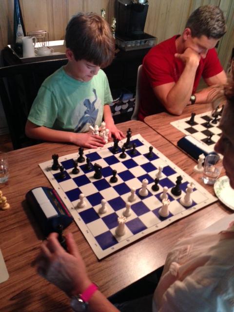 Inaugural L.A. Chess Ladder Tournament
